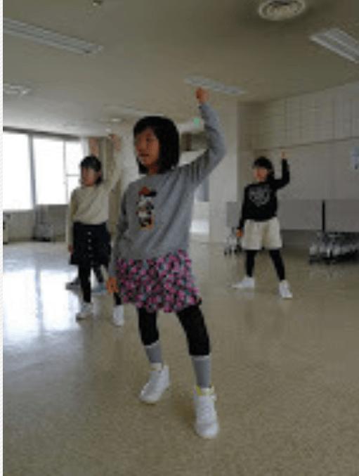 And we!!ガールズジャズダンス
